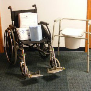 Photo of medical equipment